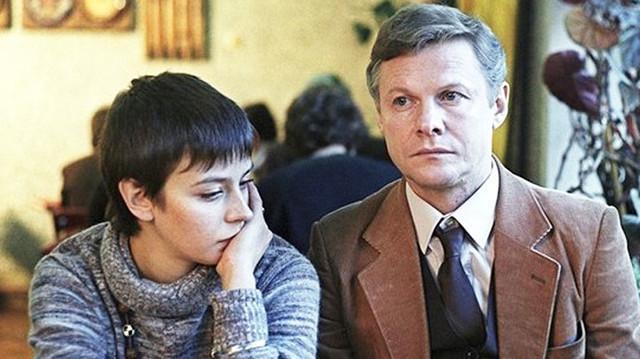 """Фильм """"Зимняя вишня"""" первая серия"""