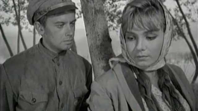 """Фильм """"Сотрудник ЧК"""" (1963)"""