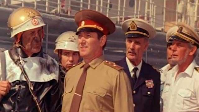 """Фильм """"Тревожное воскресенье"""" (1983)"""