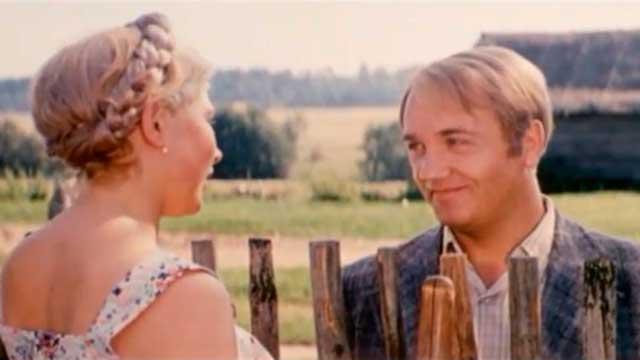Советская кинокомедия «Живите в радости» (1978)
