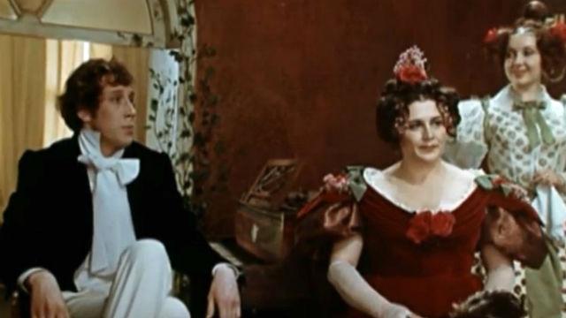 Фильм «Инкогнито из Петербурга» (1977)
