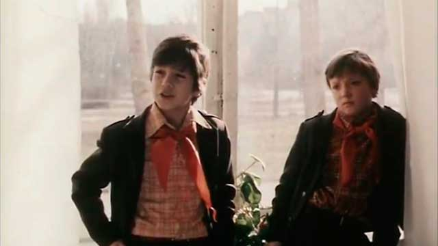 Фильм приключения Васечкина и Петрова, обыкновенные и невероятные (1983)