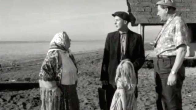 Фильм «Полустанок» (1963)