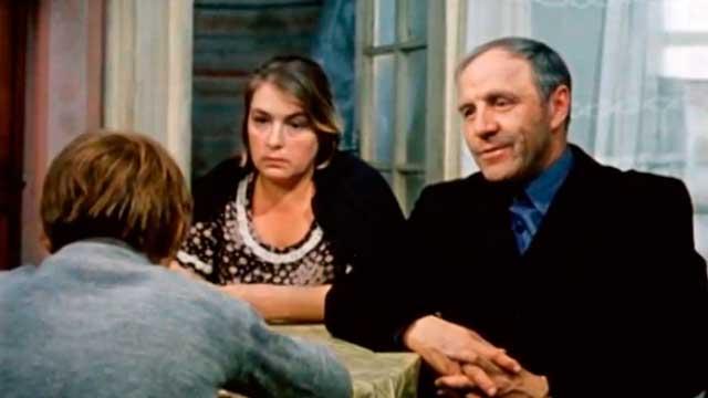 Фильм «Позови меня в даль светлую» (1977)