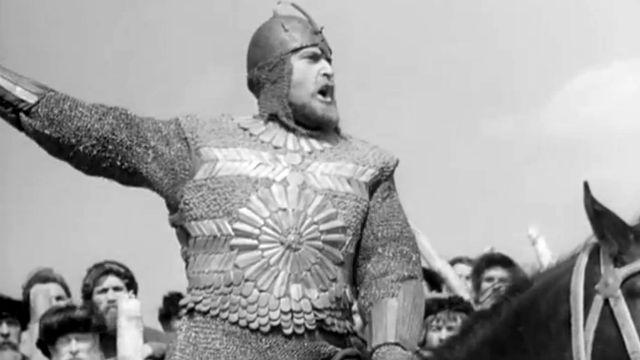 Исторический фильм «Минин и Пожарский» (1939)