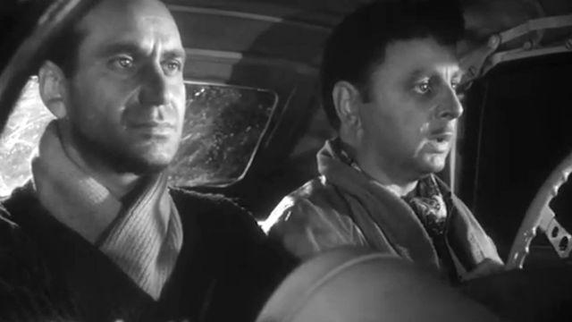 Фильм «Ночной пассажир» (1961)