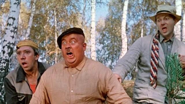 """Смотреть фильм """"Пес Барбос и необычный кросс"""" 1961"""