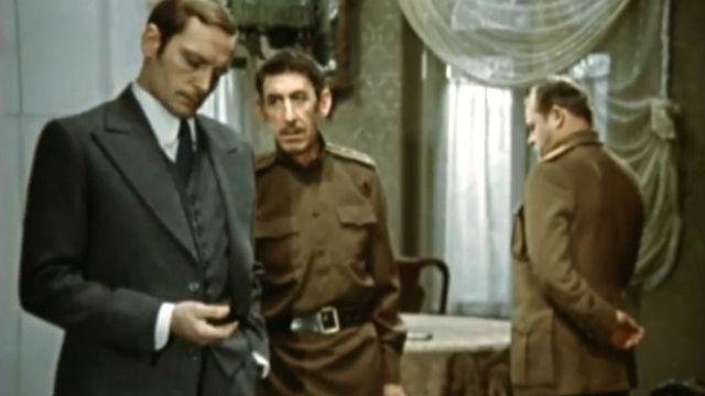 Фильм «Дни Турбиных» (1976)