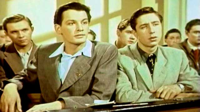 "Фильм ""Аттестат зрелости"" (1954)"