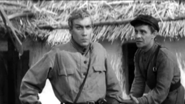 Фильм «Служили два товарища» (1968)