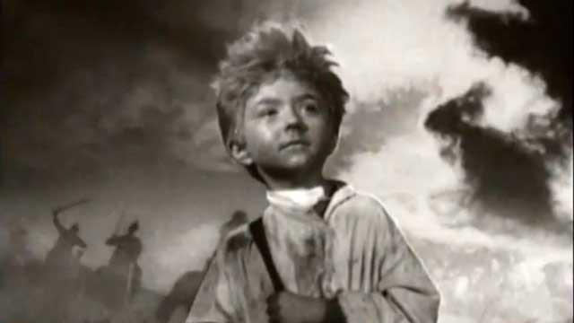 """Фильм """"Нахаленок"""" 1961"""