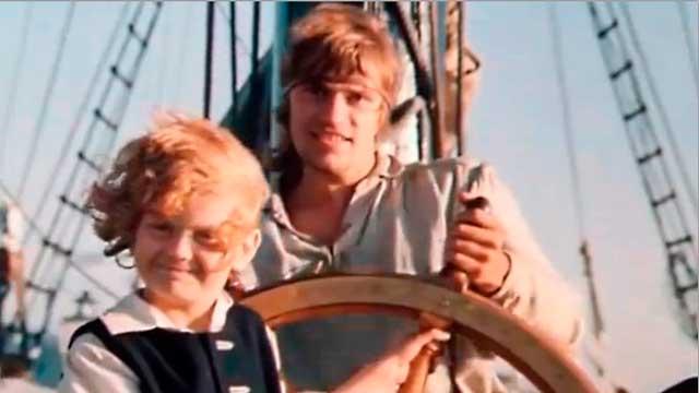 Фильм остров сокровищ 1982 года смотреть