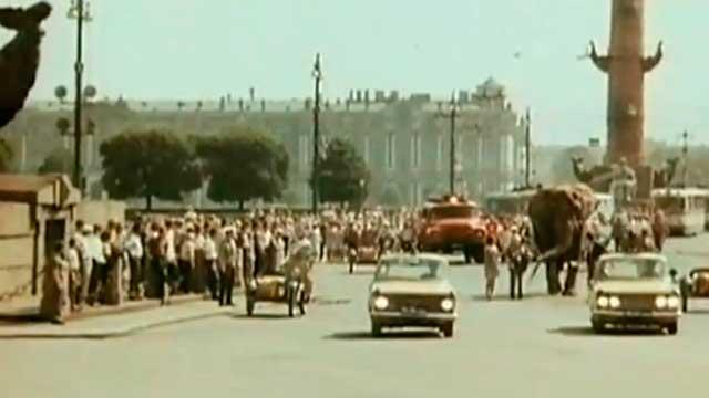 """Фильм """"Боба и слон"""" (1972)"""