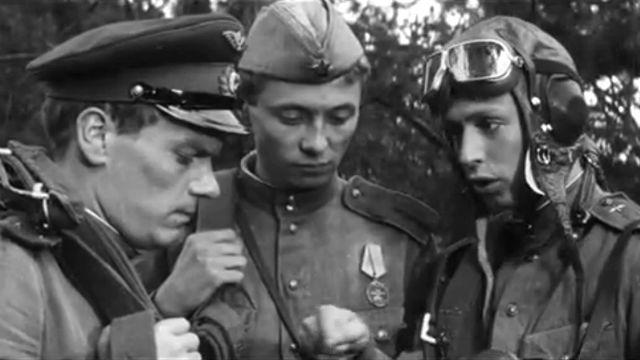 """Фильм про летчиков """"Хроника пикирующего бомбардировщика"""""""