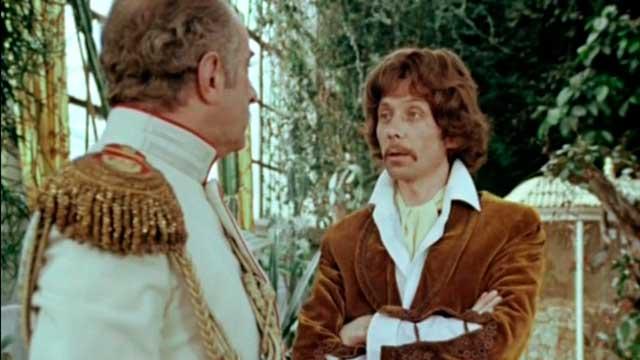 """Фильм """"Приключения принца Флоризеля"""" (1979)"""