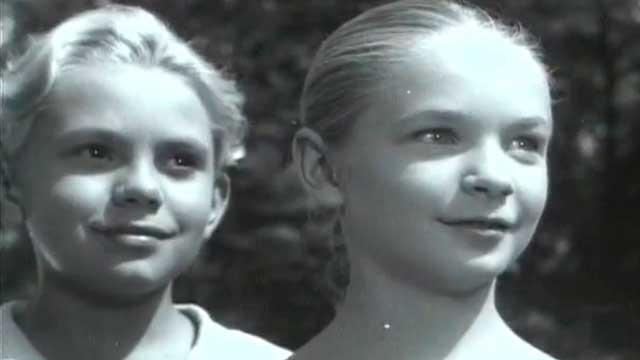"""Фильм """"Братья Комаровы"""" (1961)"""