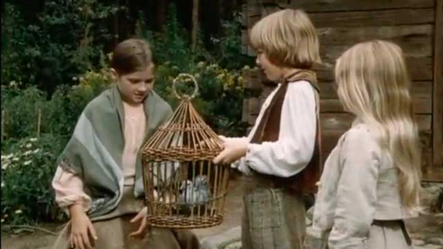 """Сказка """"Синяя птица"""" (1976)"""