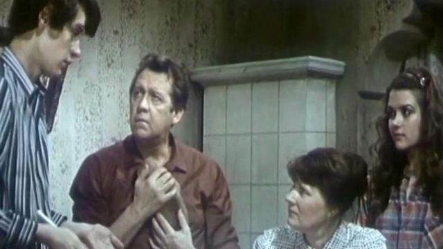 """Фильм """"Учитель пения"""" (1972)"""
