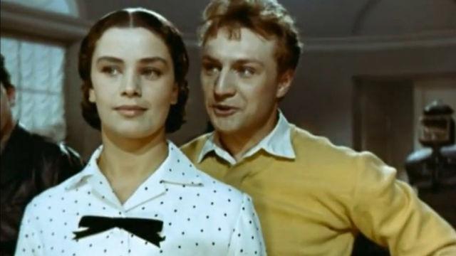 """Фильм """"Черемушки"""" (1962)"""