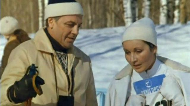 Фильм «Ход белой королевы» (1971)