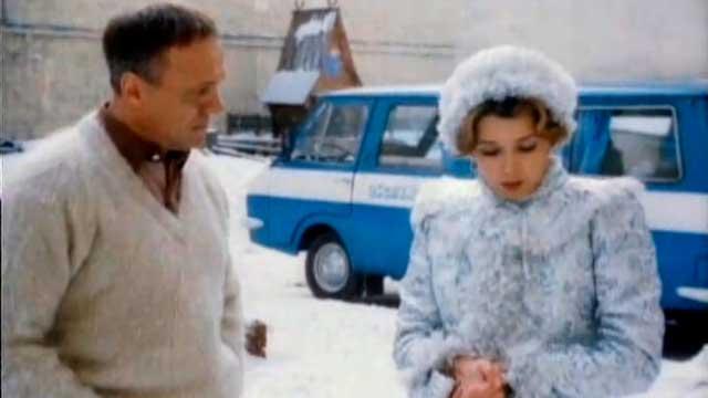 """Фильм """"Снегурочку вызывали?"""" (1985)"""