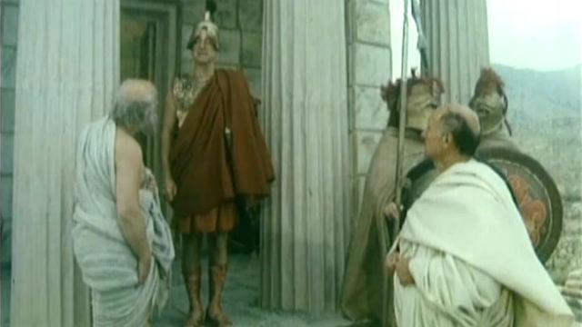 """Фильм """"Сократ"""" (1991)"""
