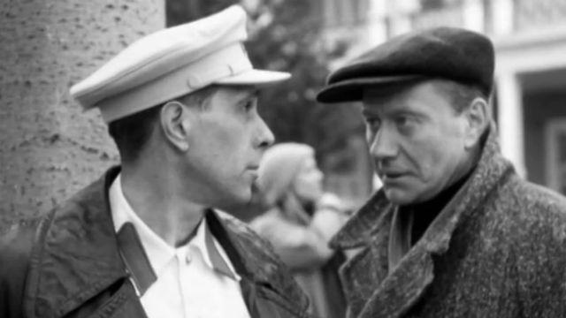 """Фильм """"Мой друг Иван Лапшин"""" (1984)"""