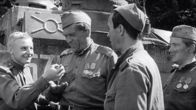 """Фильм """"На войне как на войне"""" (1969)"""