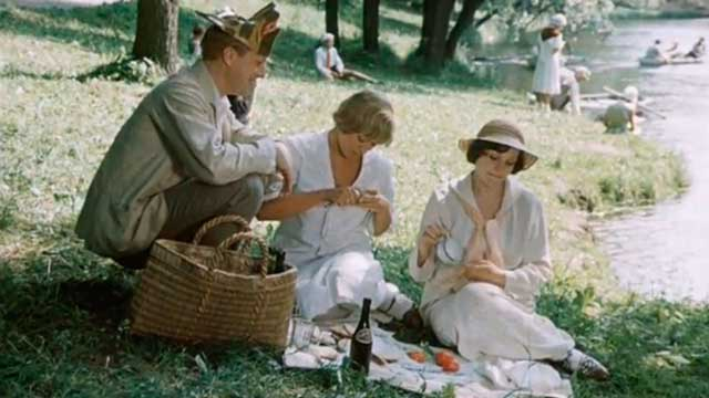 """Фильм """"Объяснение в любви"""" (1977)"""