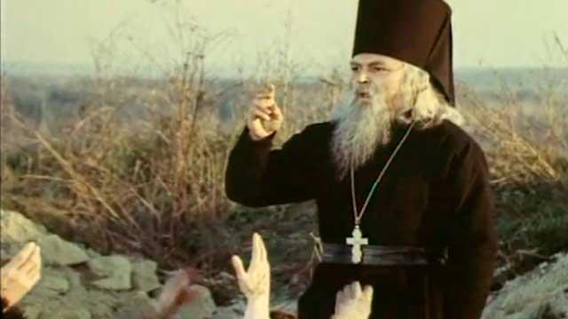 """Фильм """"Отец Сергий"""" (1979)"""