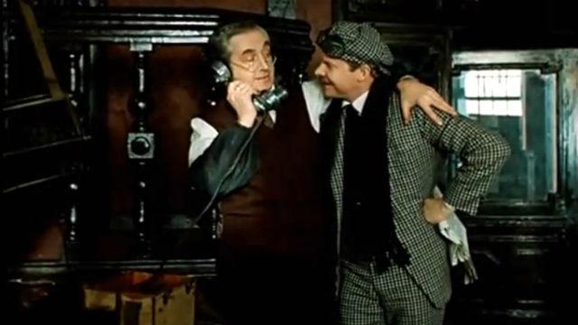 Шерлок Холмс и доктор Ватсон. Двадцатый век начинается. Часть 2