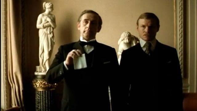 Шерлок Холмс и доктор Ватсон Серия 3 Король шантажа