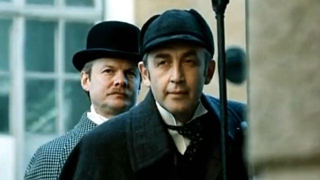 Шерлок Холмс и доктор Ватсон. Собака Баскервилей Часть 1