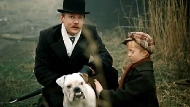 Шерлок Холмс и доктор Ватсон. Сокровища Агры. Часть 1