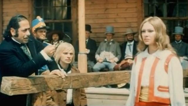Фильм всадник без головы 1973