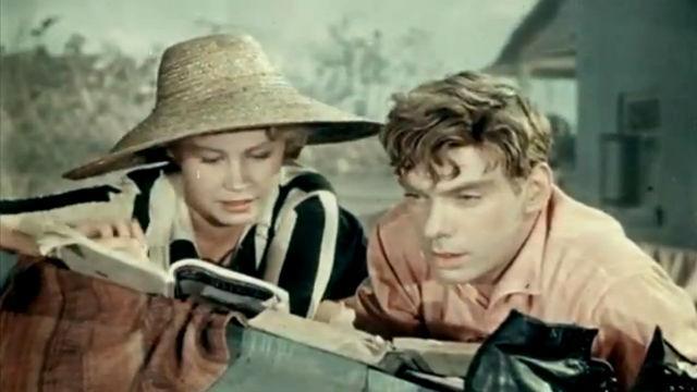 """Фильм """"Дорогой мой человек"""" (1958)"""