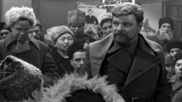 """Фильм """"Гроза над Белой"""" (1968)"""