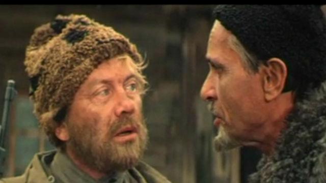 Дума о Ковпаке. Фильм третий — «Карпаты, Карпаты...»