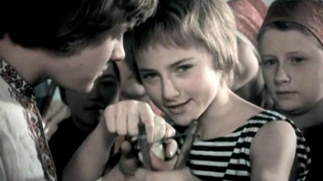 """Сказка """"На золотом крыльце сидели"""" (1987)"""