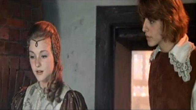 """Сказка """"Принцесса на горошине"""" (1976)"""