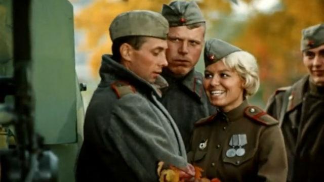 """Фильм """"Женя, Женечка и «Катюша»"""" (1967)"""