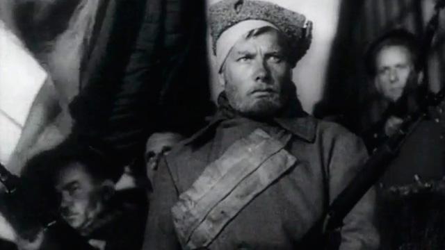 """Фильм """"Человек с ружьем"""" (1938)"""
