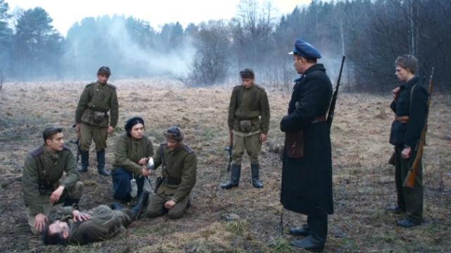 """Сериал """"Смерть шпионам: Лисья нора"""" (2012)"""