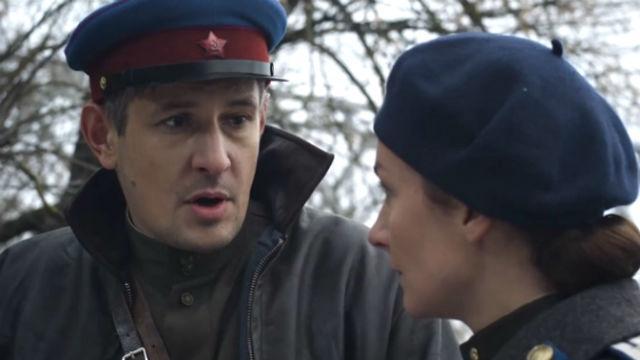 """Сериал """"Смерть шпионам. Скрытый враг"""" (2012)"""