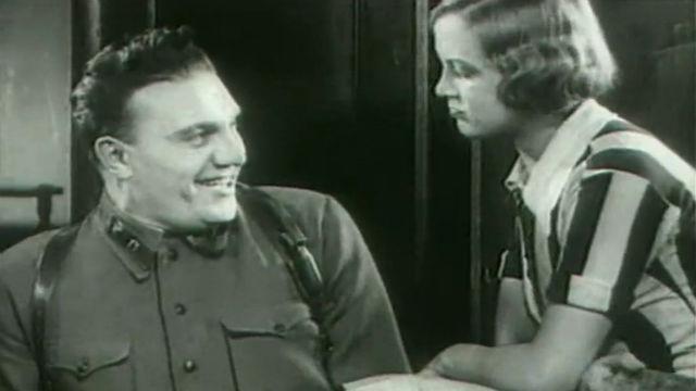 Фильм «Горячие денечки» (1935)