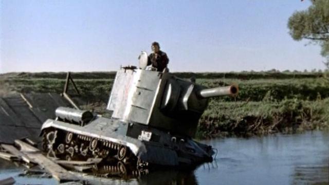 Танк «Клим Ворошилов-2» (1990)