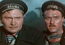 """Фильм """"Балтийская слава"""" (1957)"""