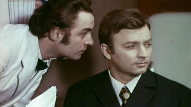 Фильм «Эффект Ромашкина» (1973)