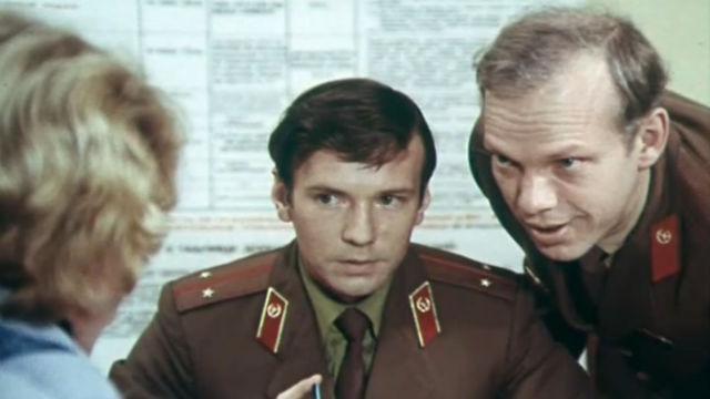 """Фильм """"Прикажи себе"""" (1980)"""