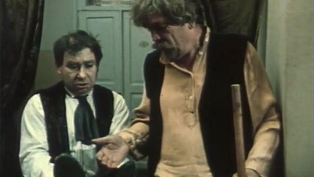 """Фильм """"Сапоги всмятку"""" (1977)"""